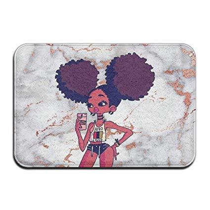Amazon.com: Bennett11 African American Girl Clip Art Mat.