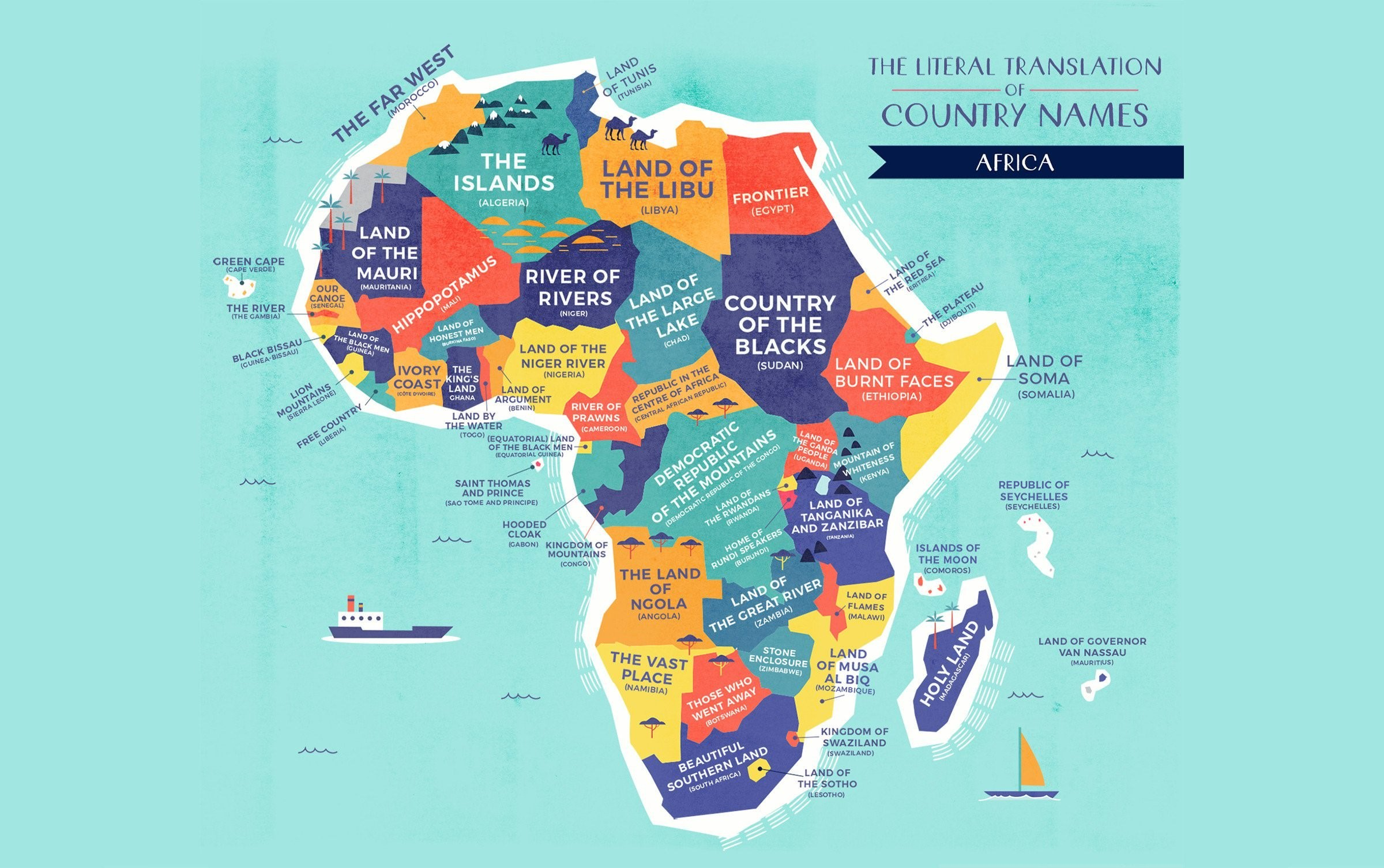 Unfolded Spanish Speaking Countries In Africa Map World Map.