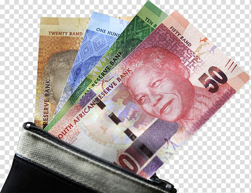 South African rand Money Banknote Service, banknote.