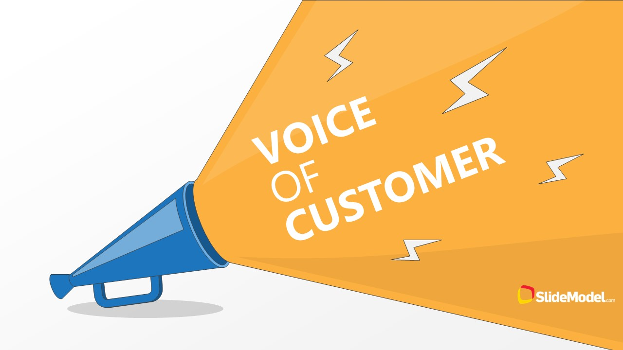 Voice of Customer PowerPoint Template.