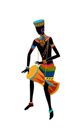 2,828 African Dance Cliparts, Stock Vector And Royalty Free African.