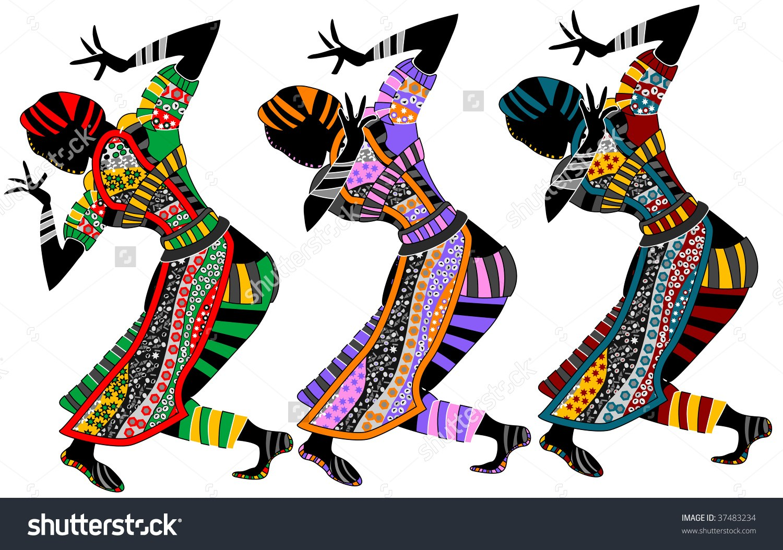 african dance.