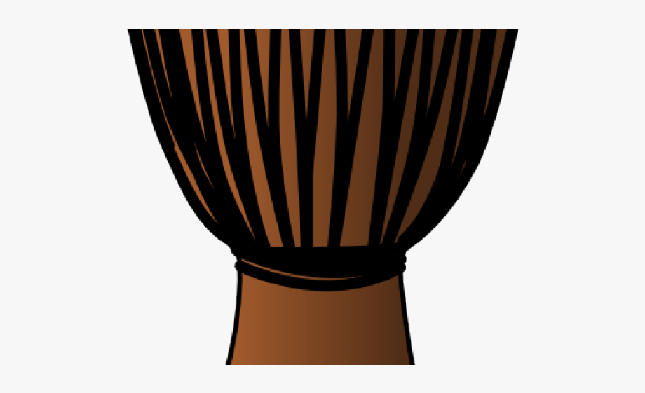 Drum Clipart African Drum.
