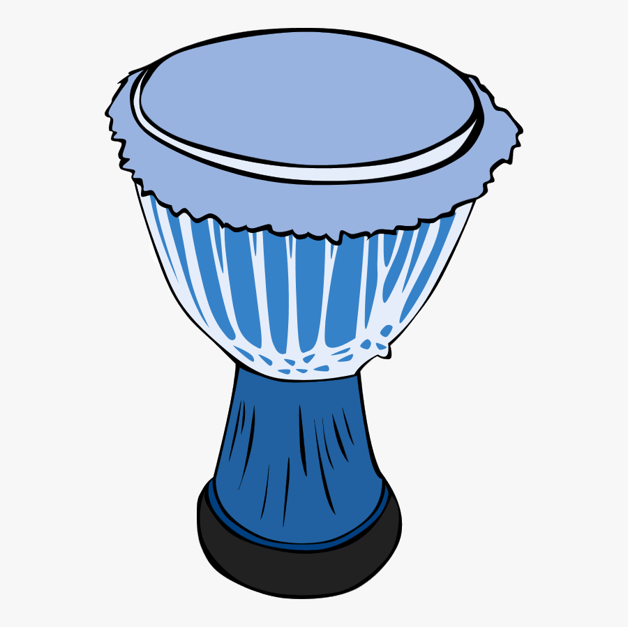 Transparent African Drums Png.