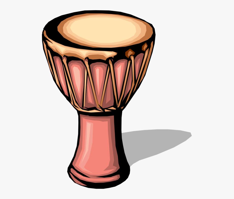 Bongo Drums Clipart.