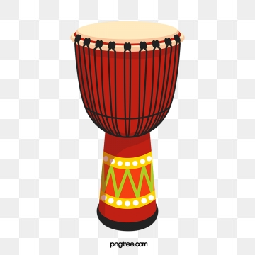 African Drums PNG Images.