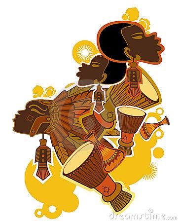African Bongo Clipart.