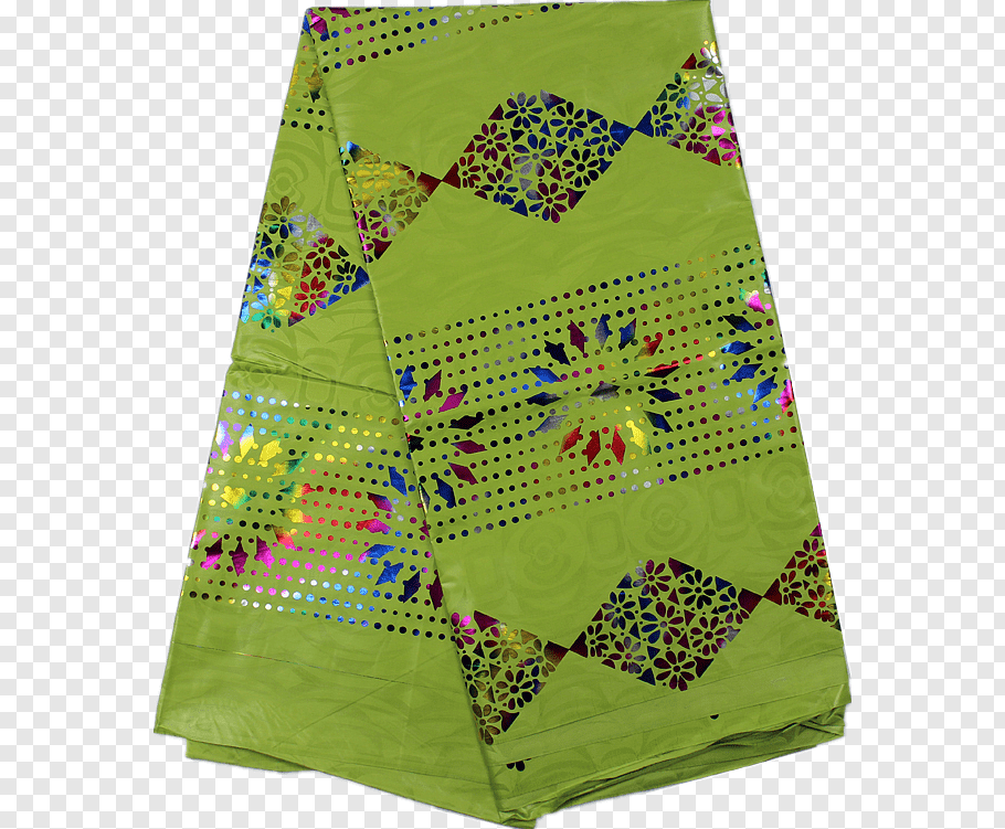 Textile Shorts, african fabric free png.