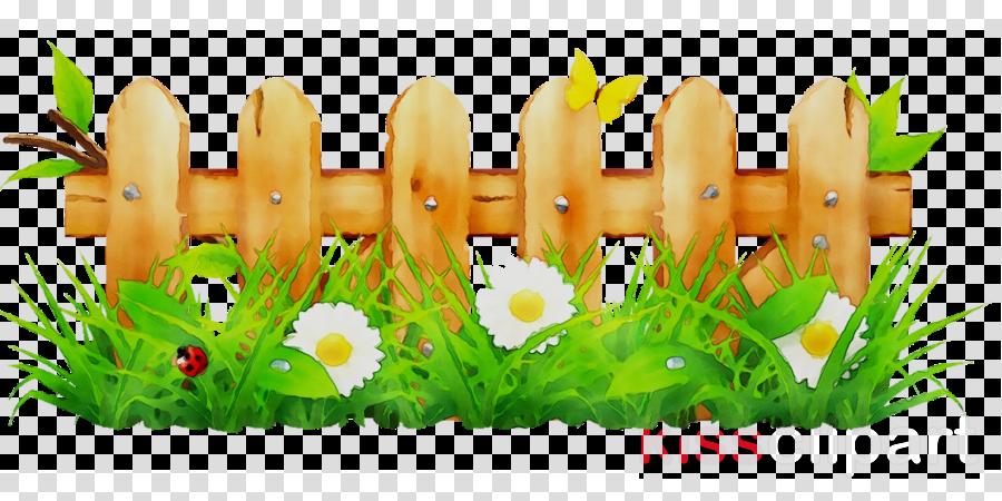 Grass Flower clipart.