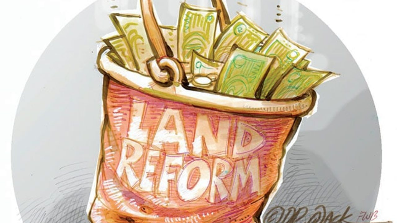 How to promote effective land reform in South Africa.