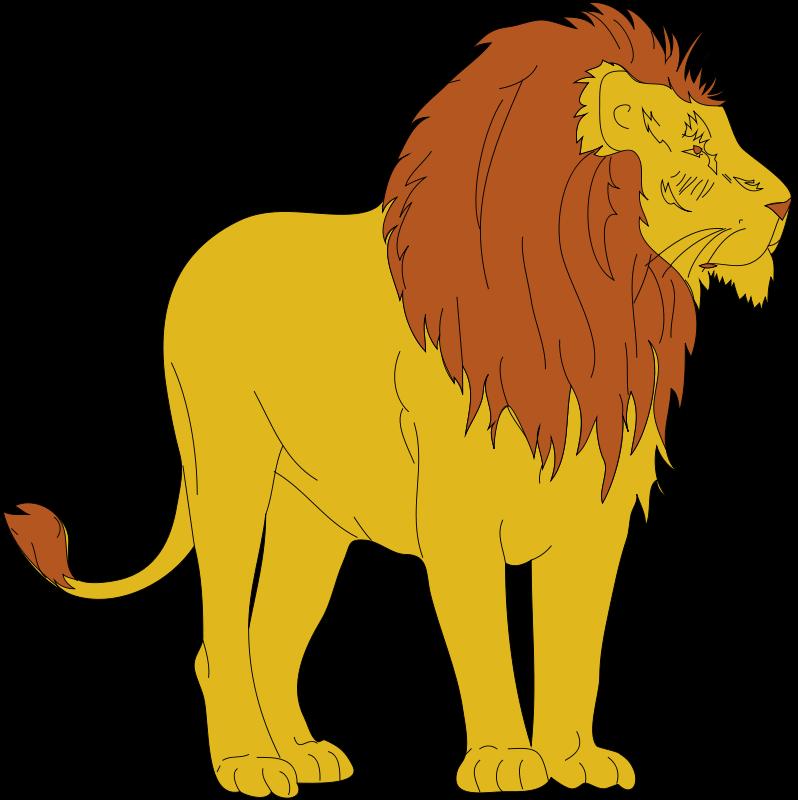 Lion Clip.