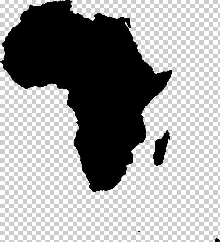 Africa Map PNG, Clipart, Africa, African Pattern, Black.