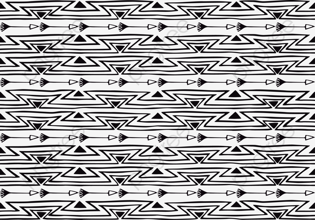 Vector Shading Fabric Pattern African Ethnic Elements, Shading.