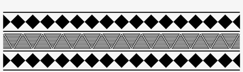 Free African Vector Patterns Black And White Png Picture.