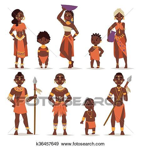 African people clipart 4 » Clipart Portal.