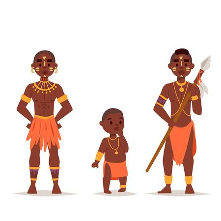 1,493 African Village Cliparts, Stock Vector And Royalty Free.