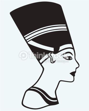giza sphinx clipart black and white.