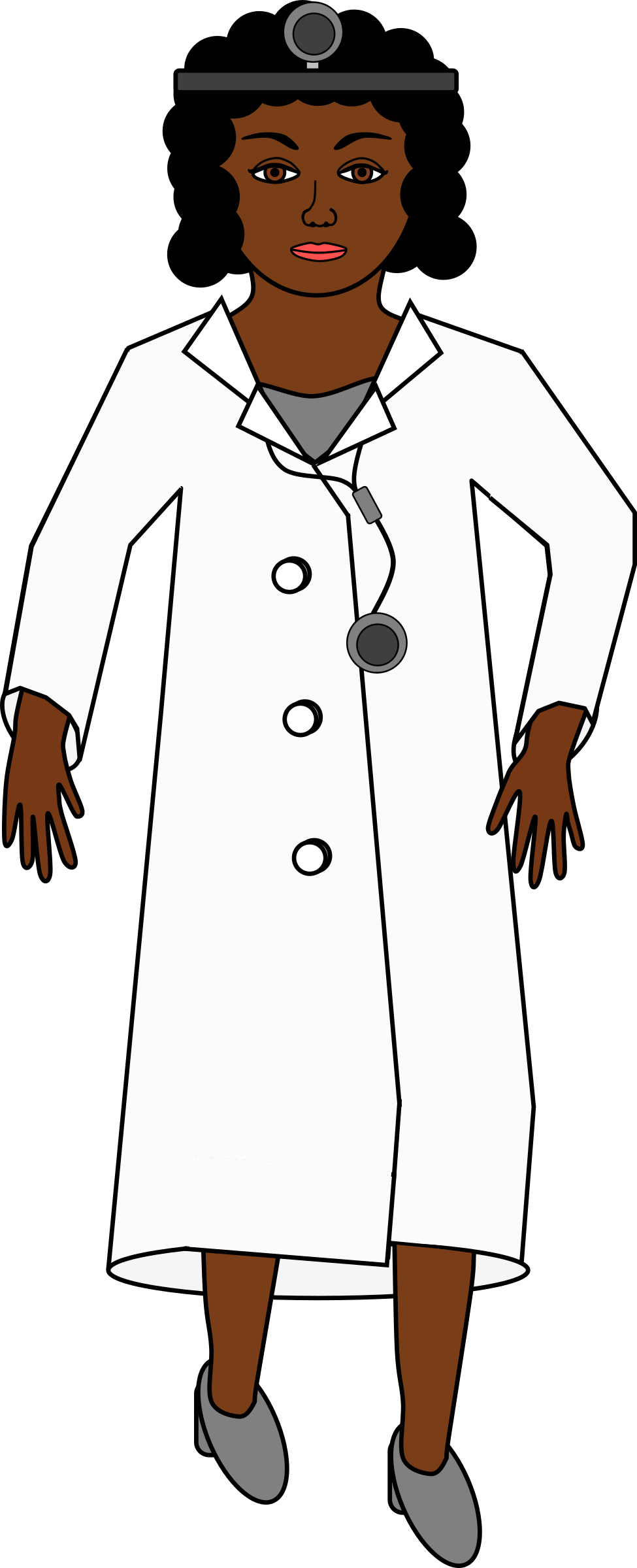 Physician African American Clip art.