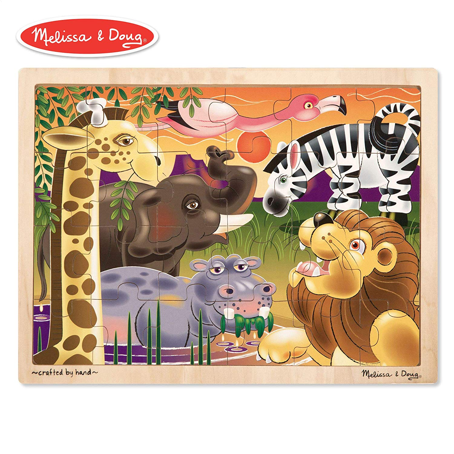 African plains borders clipart Transparent pictures on F.