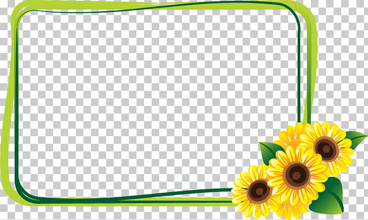 Common sunflower Photography, Avatar outline PNG clipart.