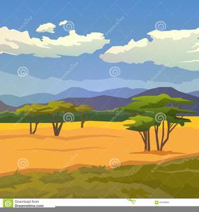 African Safari Clipart Free.