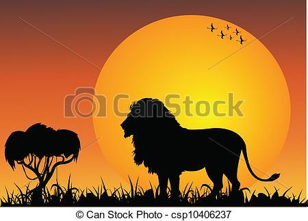 African savanna Clip Art Vector Graphics. 1,373 African savanna.