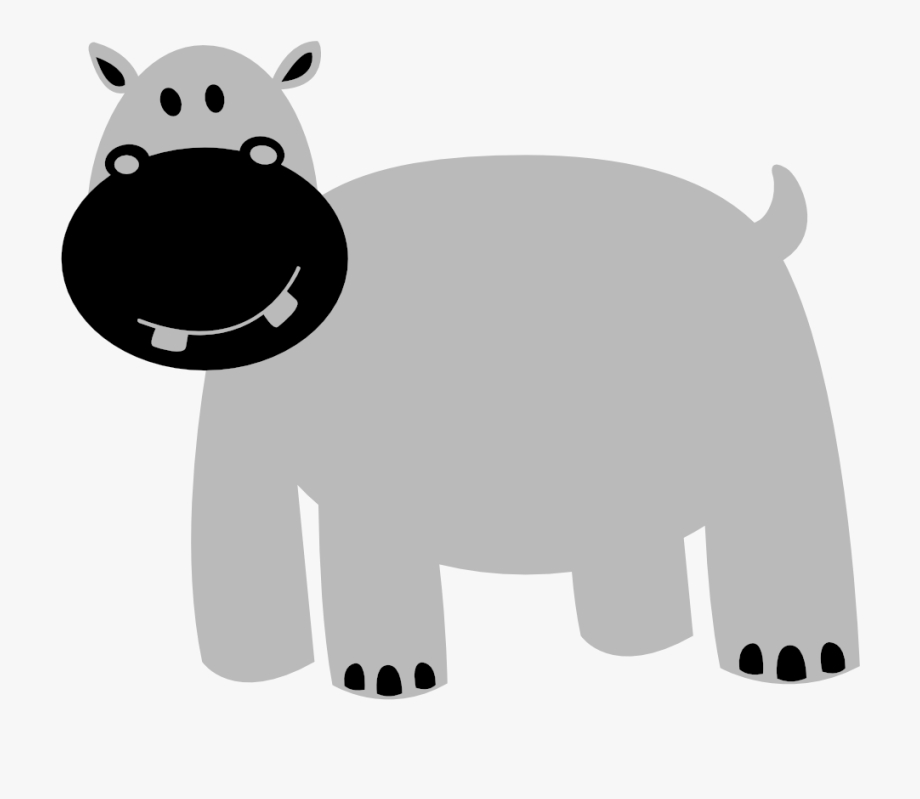 Hippo Clipart Dancing.