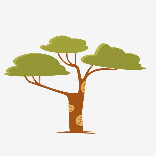 African Tree Png, Vector, PSD, and Clipart With Transparent.
