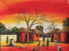26 Best African Villages images.