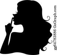 Shhh Clip Art.