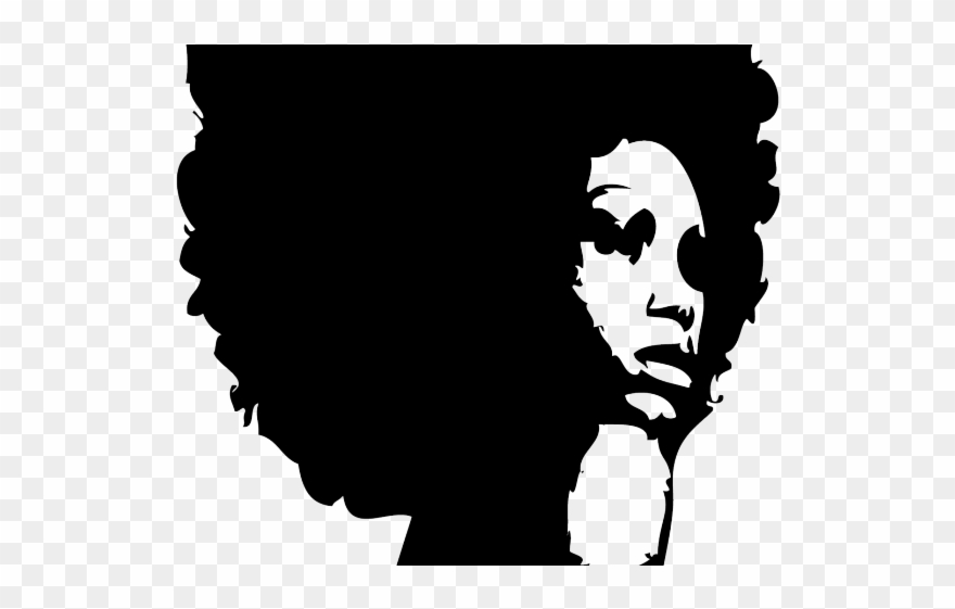 Braid Clipart Curly Afro.