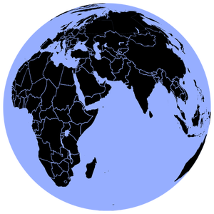 316 globe free clipart.