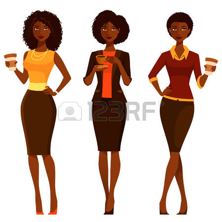 122,563 Black Women Stock Vector Illustration And Royalty Free.