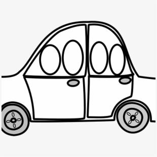 Driving Clipart Car Rider.