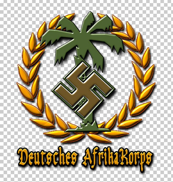 Second World War Afrika Korps Germany Africa Corps PNG.