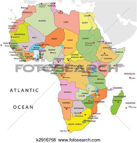 Afrique clipart #13