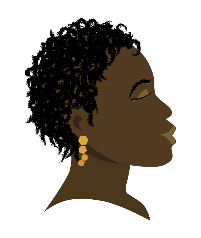 African American Free content Woman Clip art.