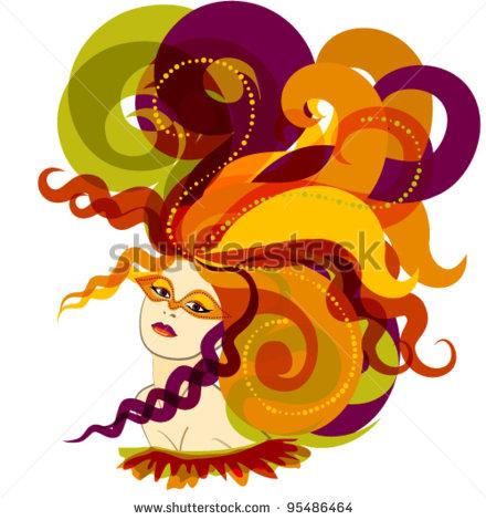 Salsa Carnival Clipart.