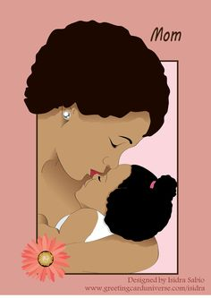 8 Best Mother\'s Day Cards Designed by Afro.