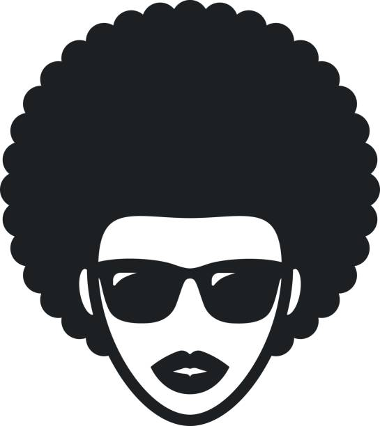 Best Afro Illustrations, Royalty.