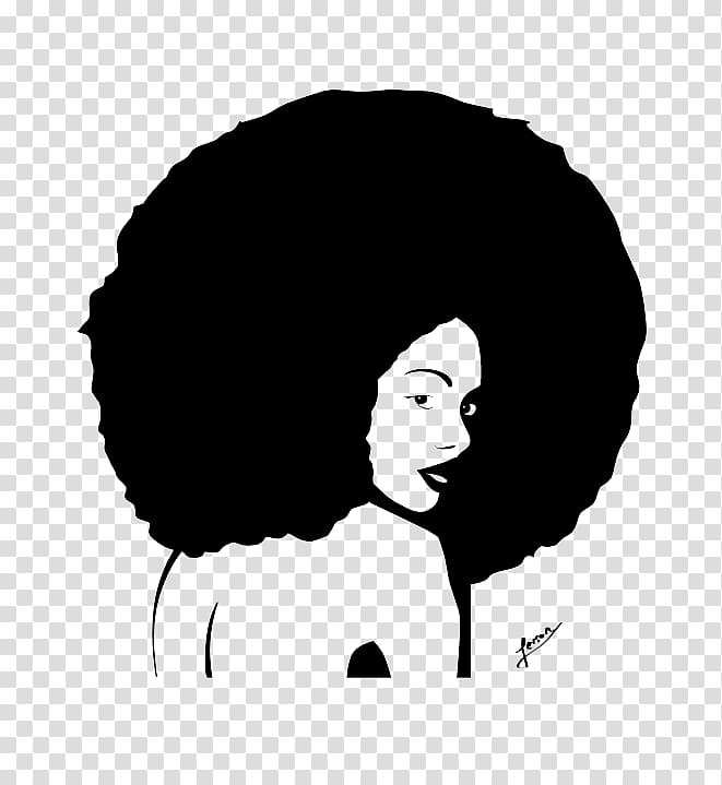 Woman face artwork, T.