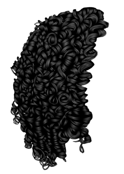 Download AFRO HAIR Free PNG transparent image and clipart.