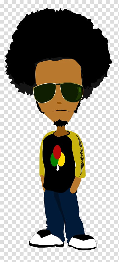 Drawing Afro , Man Drawing transparent background PNG.