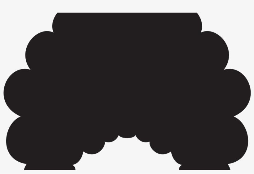 Afro Transparent Backgroundver2.