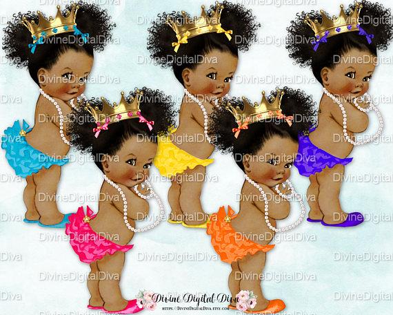 Afro Puffs.