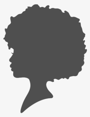 Black Woman Silhouette PNG & Download Transparent Black Woman.
