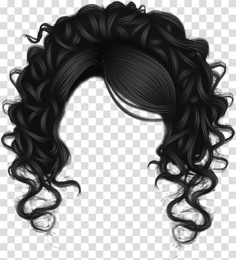 Hairstyle Portable Network Graphics Wig Afro.