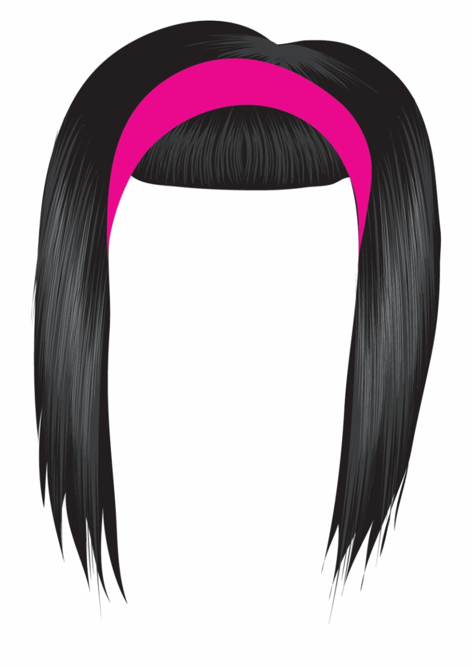 Black Hair Clipart Free Clipart Images.