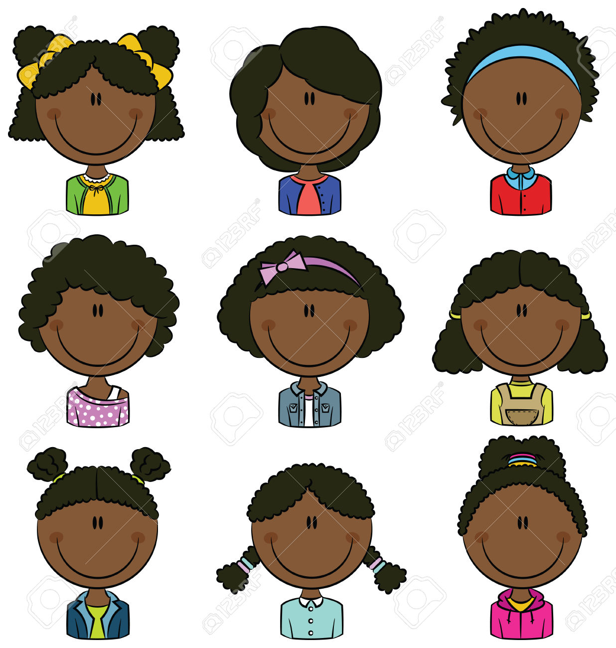 African American Clipart Black History.
