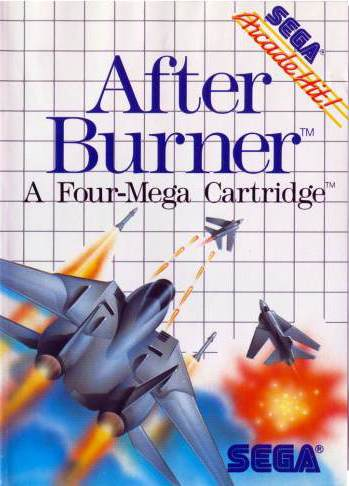 Hardcore Gaming 101: After Burner.